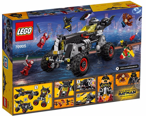 LEGO®BATMAN MOVIE The Batmobile 70905-2