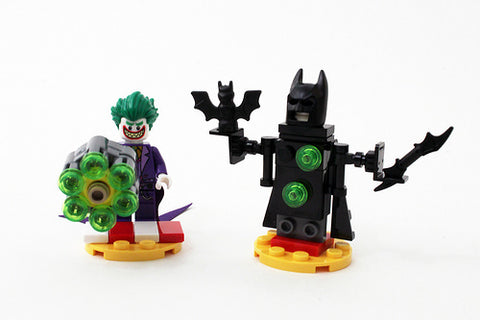 LEGO®BATMAN MOVIE The Joker Battle Training 30523-2