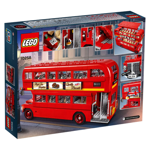Creator London Bus 10258-2