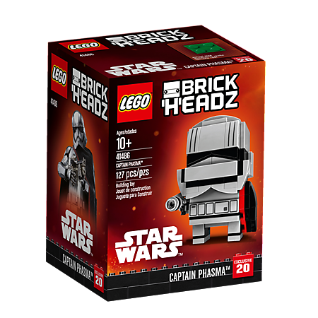 BrickHeadz Captain Phasma 41486
