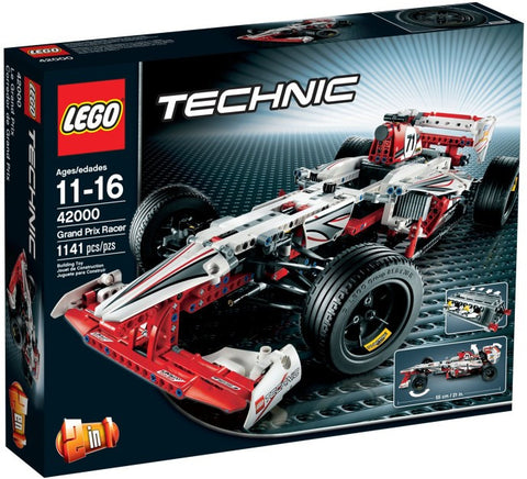 Technic Grand Prix Racer 42000