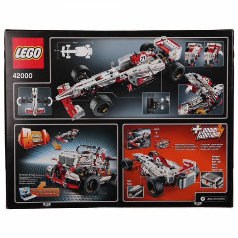 Technic Grand Prix Racer 42000-2