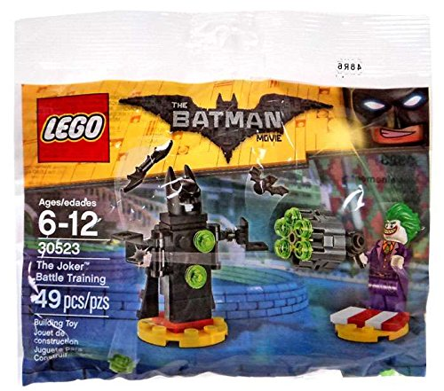 LEGO®BATMAN MOVIE The Joker Battle Training 30523