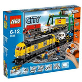 LEGO City Cargo Train 7939 - brickskw bricks kuwait