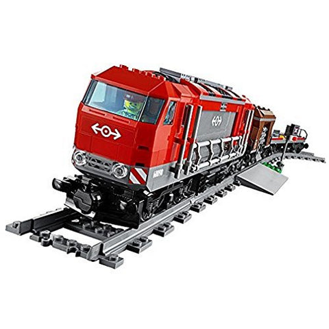 City Heavy-Haul Train 60098-4