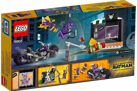 LEGO®BATMAN MOVIE Catwoman Catcycle Chase 70902-2