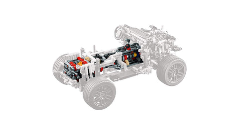 Technic Land Rover Defender 42110-4