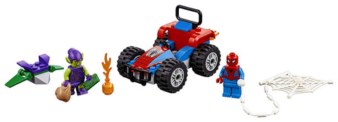 Super Heroes Spider-Man Car Chase 76133-3