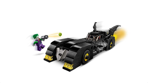 DC Batmobile: Pursuit of The Joker 76119-4