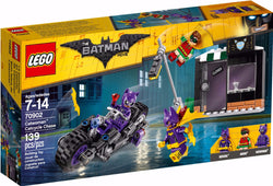 LEGO®BATMAN MOVIE Catwoman Catcycle Chase 70902