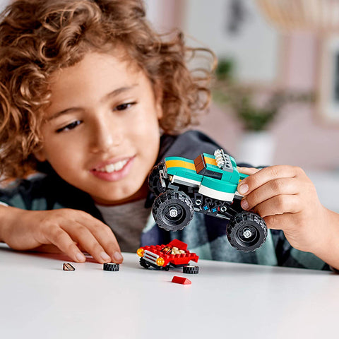 Creator 3in1 Monster Truck Toy 31101-4