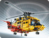 Technic Helicopter 9396