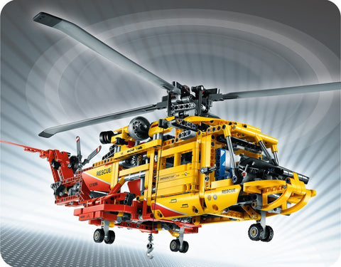 Technic Helicopter 9396-2