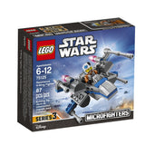 LEGO Star Wars Resistance X-Wing Fighter 75125 brickskw bricks kw kuwait online