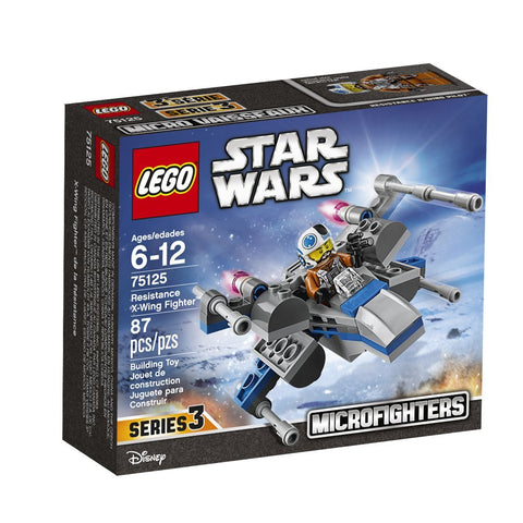 Star Wars Resistance X-Wing Fighter 75125-1