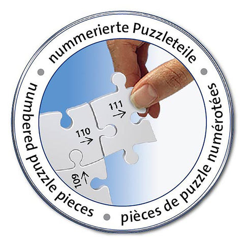 Ravensburger-The Earth 3D Puzzle 124367-3