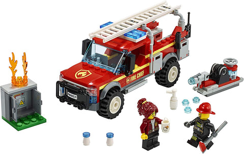 City Fire Chief Response Truck 60231-3