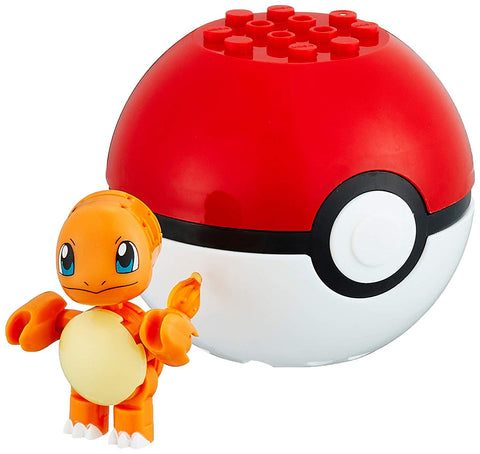 Construx Pokemon Charmander-3