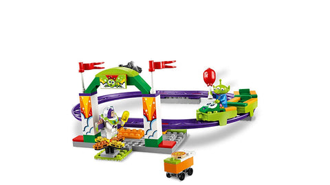 Disney Toy Story 4 Carnival Thrill Coaster 10771-4