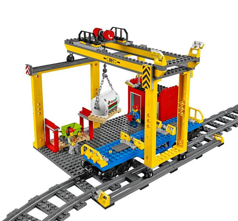 City Cargo Train Superpack 4in1 66493-4