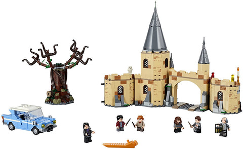 Harry Potter Hogwarts Whomping Willow 75953-3