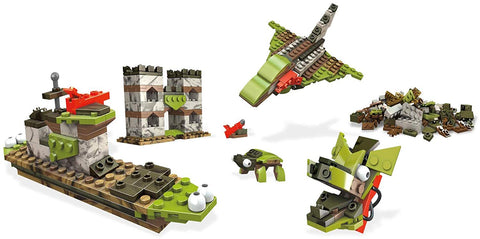 Construx Inventions Camo Brick 5in1-2