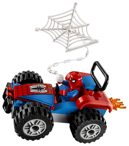 Super Heroes Spider-Man Car Chase 76133-5