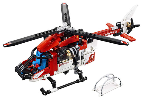 Technic Rescue Helicopter 2in1 42092-4