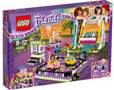 LEGO Friends Amusement Park Bumper Cars 41133 brickskw bricks kw kuwait