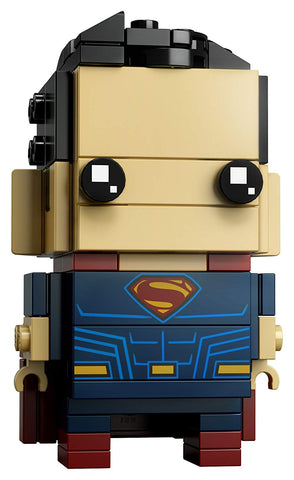 BrickHeadz Tactical Batman & Superman 41610-5