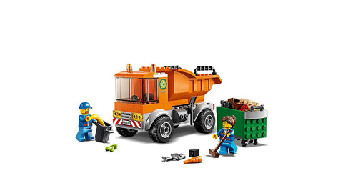City Garbage Truck 60220-4