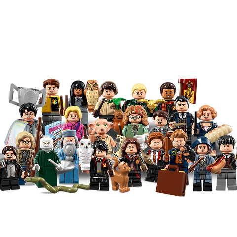 Harry Potter and Fantastic Beasts Minifigure 71022-3