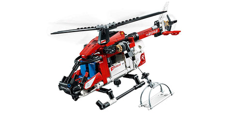 Technic Rescue Helicopter 2in1 42092-3