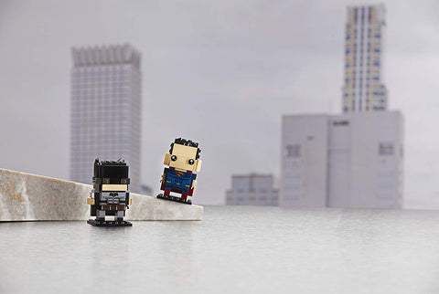 BrickHeadz Tactical Batman & Superman 41610-6