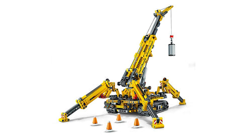 Technic Compact Crawler Crane 42097 2in1-5