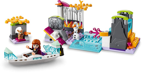 Disney Frozen II Anna's Canoe Expedition 41165-4