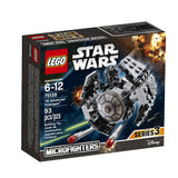 LEGO Star Wars TIE Advanced Prototype 75128 brickskw bricks kw kuwait online
