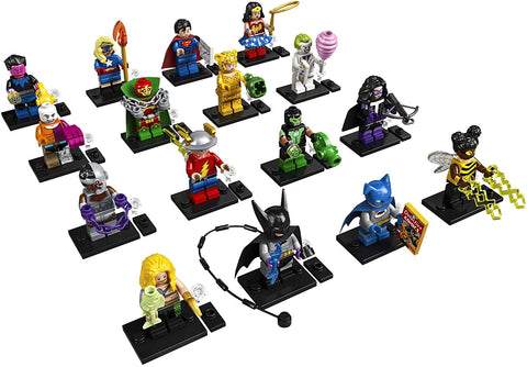 Minifigures DC Super Heroes Series 71026-2