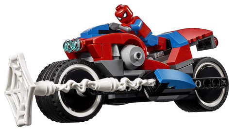 Super Heroes Spider-Man Bike Rescue 76113-4