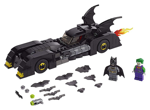 DC Batmobile: Pursuit of The Joker 76119-3