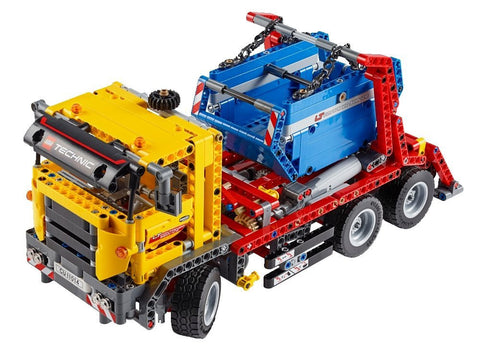 Technic Container Truck 2in1 42024-3