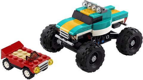 Creator 3in1 Monster Truck Toy 31101-3