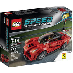 Lego Speed Champions LaFerrari 75899 brickskw bricks kw kuwait