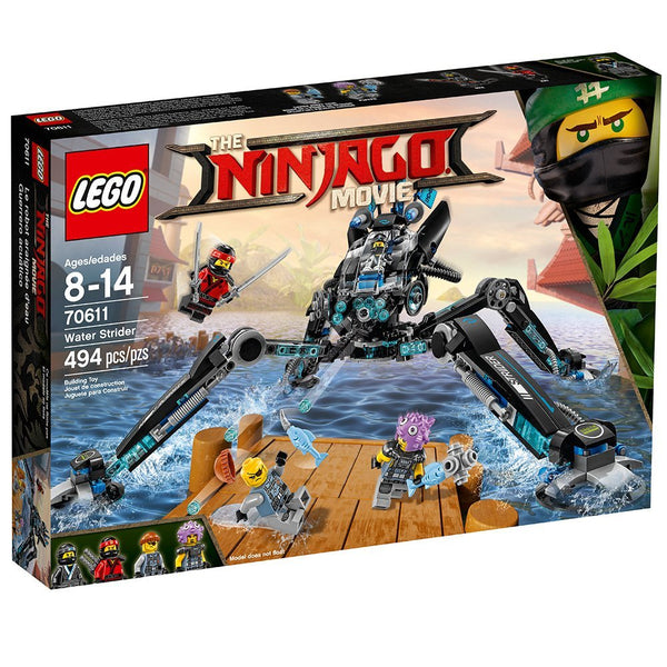 LEGO Ninjago Movie Water Strider 70611 brickskw bricks kw kuwait online