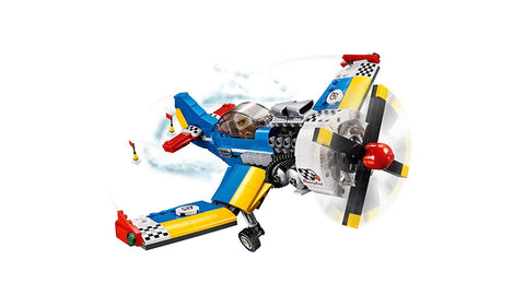 Creator Race Plane 3in1 31094-4