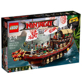LEGO Ninjago Movie Destiny's Bounty 70618 brickskw bricks kw kuwait online