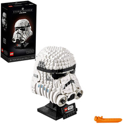LEGO Star Wars Stormtrooper Helmet 75276 Building Kit, Cool Star Wars Collectible for Adults, New 2020 (647 Pieces) brickskw bricks kw q8 kuwait online store puzzle lego toys play baby kids adult تركيب ليقو ليجو ذكاء مهارات العاب محل