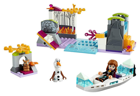 Disney Frozen II Anna's Canoe Expedition 41165-3