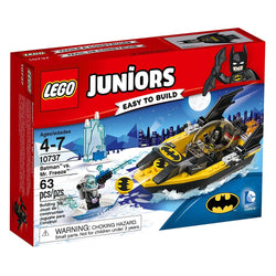 Lego juniors Super Heroes Batman vs. Mr. Freeze 10737 brickskw bricks kw kuwait