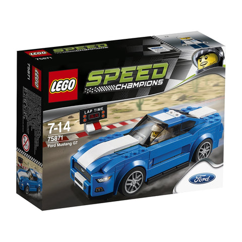Speed Champions Ford Mustang GT 75871-1